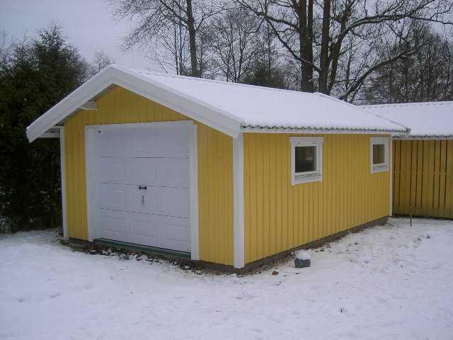 attefallshus 30 kvm garage