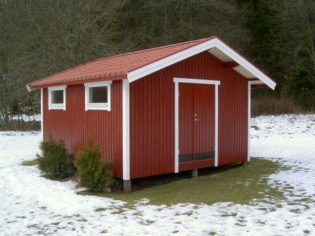 Förlängt tak (+ 40 cm)