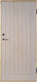 Extra dörr: 18 gr obehandlade utan glas  90×200