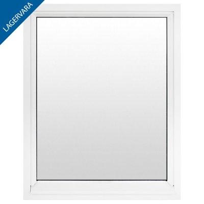 Fönster 80×100, vitmålad, öppningsbart, vit
