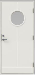 Bättre dörr, 21 gr, 90×200, med glas, (TREND)